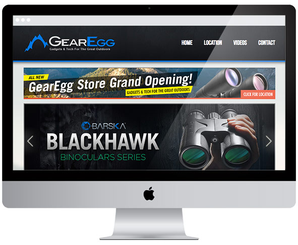 Gear egg website